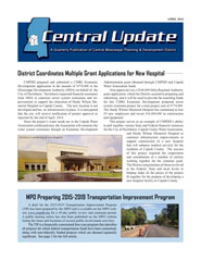 Central Update April, 2014